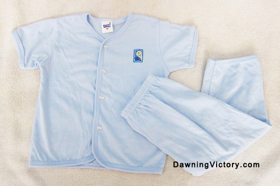 New Puppy Winks Baby Pyjamas Set 18m