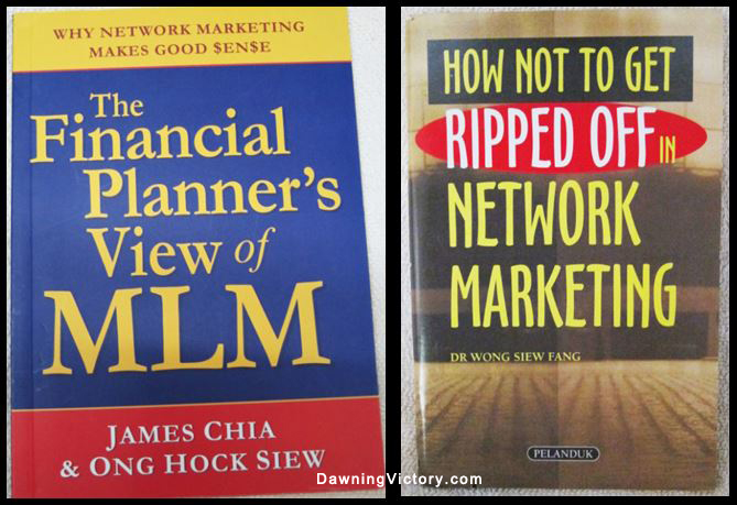 The Financial Planner's View of MLM, How Not to Get Ripped Off in Network Marketing