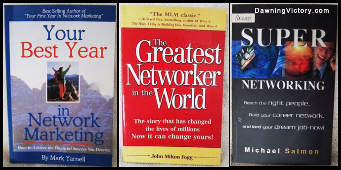 Your Best Year in Network Marketing, Greatest Networker in the World, Super Networking